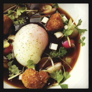 Mutton broth por Heston Blumenthal.