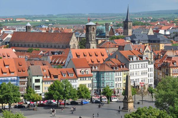 Erfurt- Alemanha