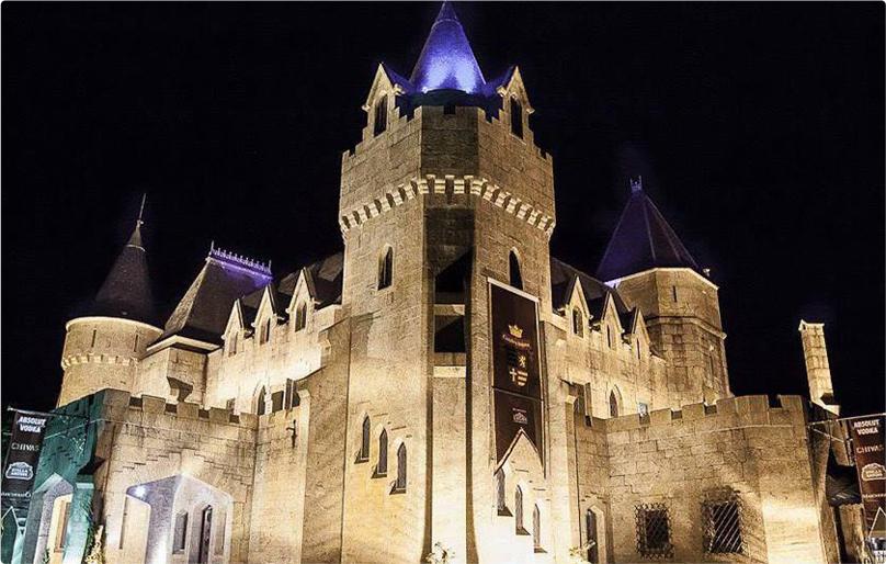 castelo torre