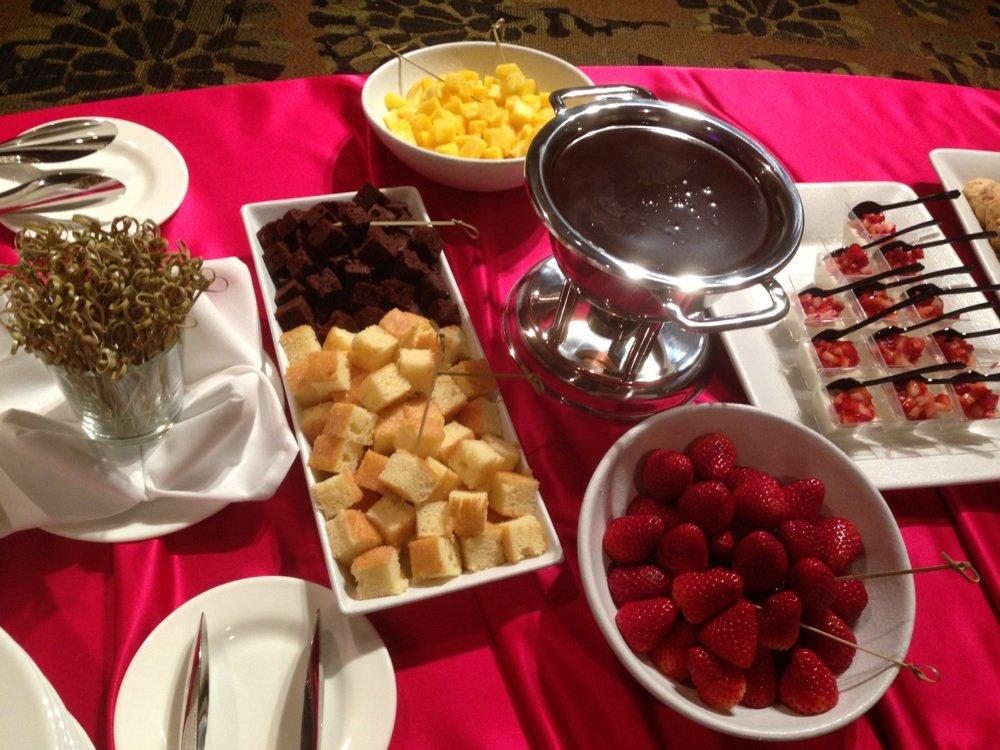 mesa fondue