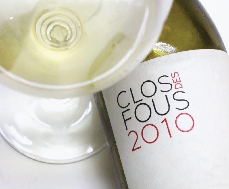 Clos des Fous 2010 Branco Chardonnay. Foto: Pedro Mello e Souza