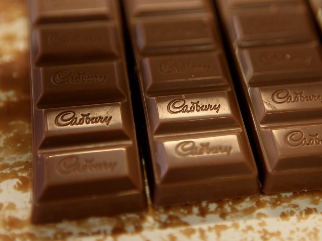 Cadbury Chocolate Bar. Foto: Getty Images