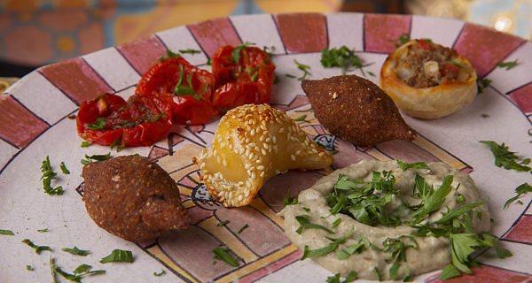 Organico do Arab. Organic Food Fest.