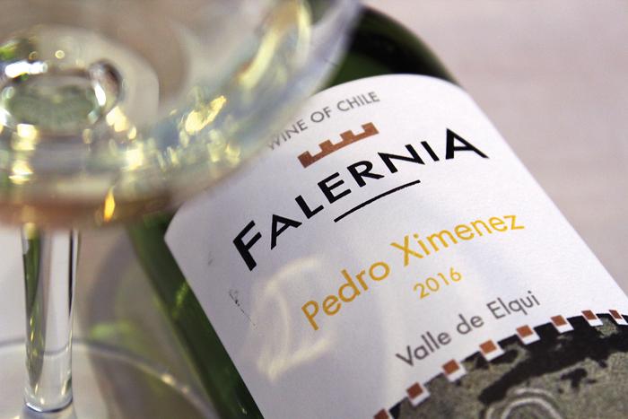 Surpresa do Valle de Elqui, o pedro ximenez da chilena Falernia. Foto: Pedro Mello e Souza)